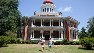 NATCHEZ MISSISSIPPI -  Deep South road trip