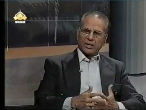 Syed Atiq ul Hassan and Mansoor Alam in a Live Current Affair's Show of Pakistan Television