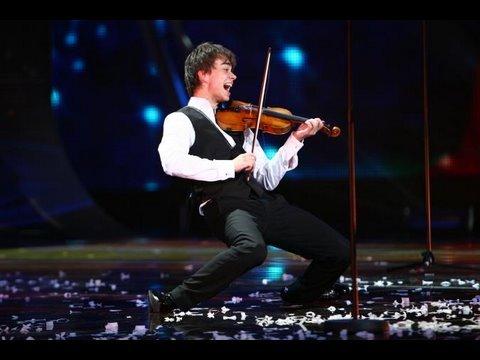 Alexander Rybak - Fairytale (2009 Eurovision Song Contest Wi