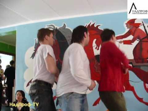 Три мушкетера. Танец (выс. качество)