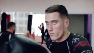 Тайский бокс в фитнес клубе ЗЕВС