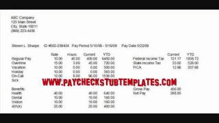 pay stub to w2 converter