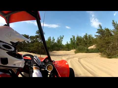Silver Lake Sand Dunes May 2012 (HD)