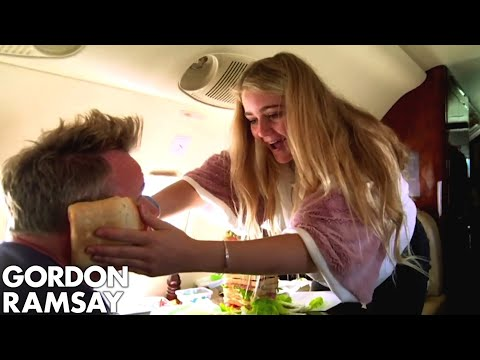 Tilly Turns Dad Gordon Into An Idiot Sandwich! | Matilda and the Ramsay Bunch Preview