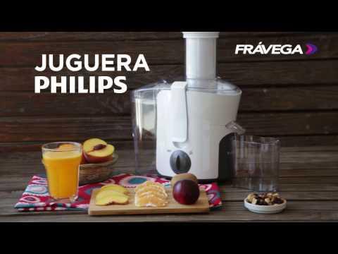 Conocé la juguera de Philips HR-1854-04/Especial Desayuno