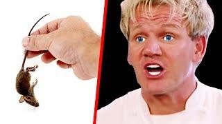 Top 10 Gordon Ramsay SHUTDOWNS   Kitchen Nightmares (Part 2)