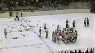 Northstars-Devils 11-27-84