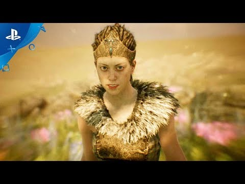 Hellblade: Senua's Sacrifice - Official Trailer | PS4
