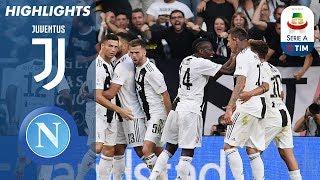 Juventus 3-1 Napoli | Juventus Win Battle At The Top | Serie A