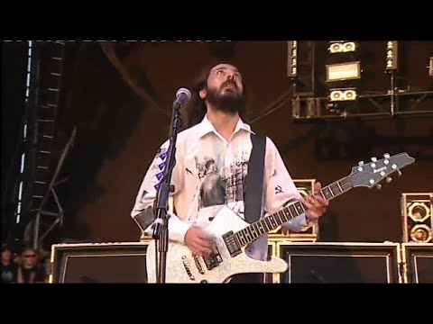 System Of A Down - Forest live (HD/DVD Quality)