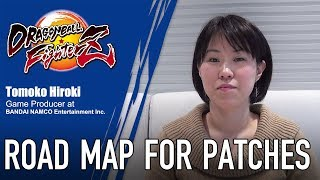 Dragon Ball FighterZ - XB1/PS4/PC - Roadmap for Patches