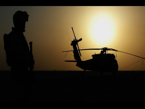 USA Combat Boots on Ground IRAQ Breaking News October 2015