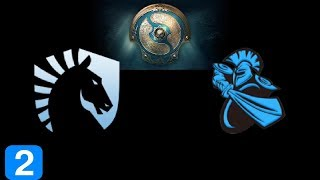 Liquid vs Newbee Game 2 GrandFinal The International 2017 Highlights Dota 2