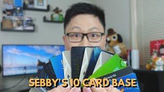 My 10 Card Base (Sebby's Keeper Cards)