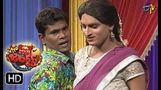 Chammak Chandra Performance | Extra Jabardasth | 29th September 2017| ETV  Telugu