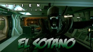Alien: Isolation / Survivor Mode / El sótano - ALL OBJECTIVES