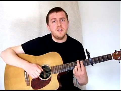 Youth - Easy Fingerstyle Guitar Tutorial - Daughter - How To Play