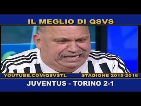 QSVS - I GOL DI JUVENTUS - TORINO 2-1 - TELELOMBARDIA / TOP CALCIO 24