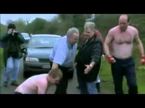 James Quinn Mcdonagh v Paddy Joyce Bareknuckle Fight