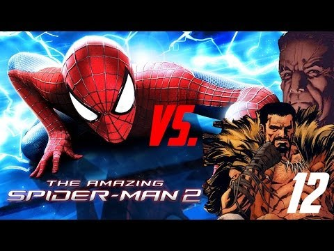 The Amazing Spider-man 2 - Ios android - Walkthrough let`s Play - #12 First Fight Kraven hammerhead video