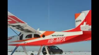 Pilatus Porter PC 6, zima  017
