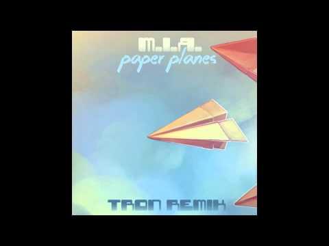 M.I.A. - Paper Planes (Tron Remix)