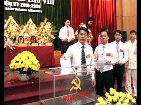 Đại hội Đảng bộ phường Trần Thành Ngọ lần thứ VIII, nhiệm kỳ 2015 - 2020