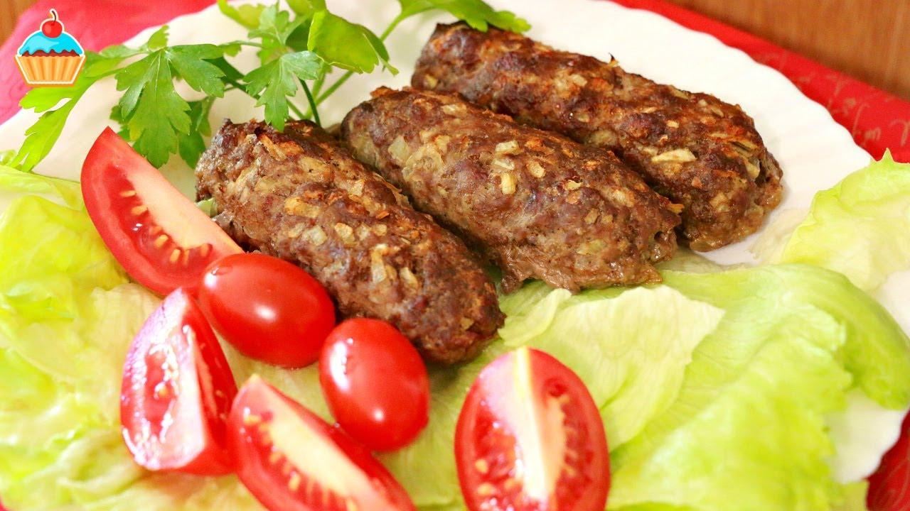 Как приготовить люля кебаб в домашних условиях в духовке