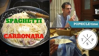 RESEP SPAGHETTI ALLA CARBONARA | CLEAN MAKE-UP BRUSH | PIT HITAM // VLOG#12