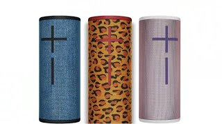 Ultimate Ears Studio lets you customize your own color combinations on UE Boom 3 speakers.