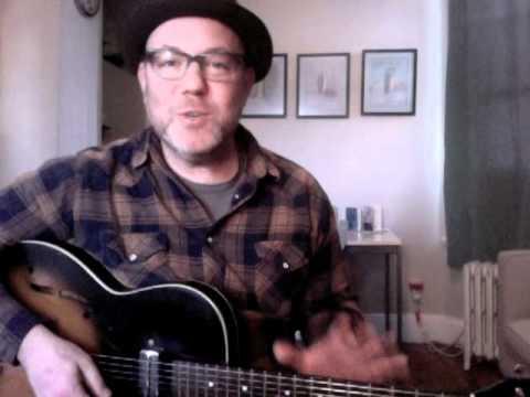 50 Low-Down Rhythm Licks - #2 Not Fade Away - Guitar Lesson - Adam Levy