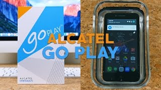 Alcatel GO PLAY: Unboxing A $200 Waterproof Smartphone