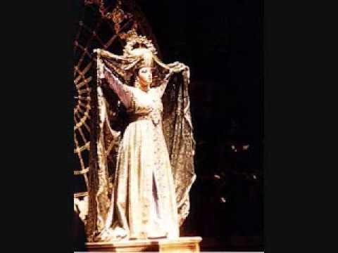 Massenet - Esclarmonde - Alexandrina Pendatchanska - Esprits de l'air, esprits de l'onde [Live]