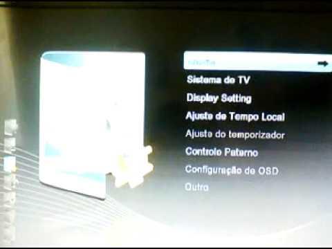 Azbox Bravoo+ Hd Como Configurar E Atualizar Setembro 11-09-2014