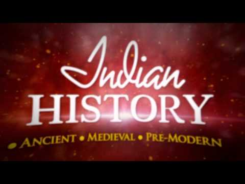 Indian History DVD for Rajasthan GK
