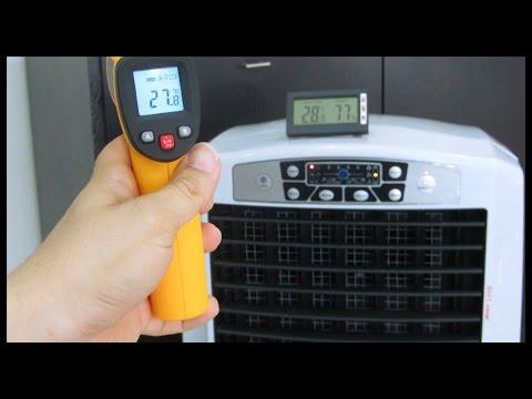 Climatizador evaporativo portatil... enfria o que 'ase'?
