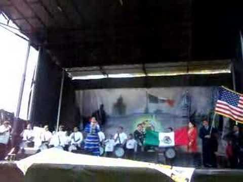 Himno de USA y Mexcio Video