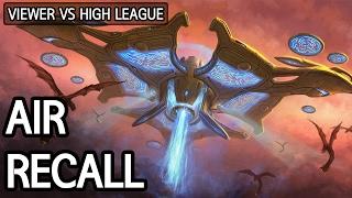 Offensive skytoss recall play vs Zerg l StarCraft 2: Legacy of the Void l Crank