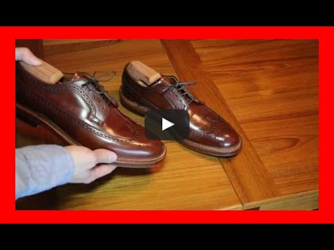 Alden Ravello Shell Cordovan Longwing Shoes