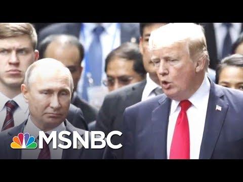 FBI Veteran: Vladimir Putin Thinks He Has Upper Hand On Donald Trump | The 11th Hour | MSNBC