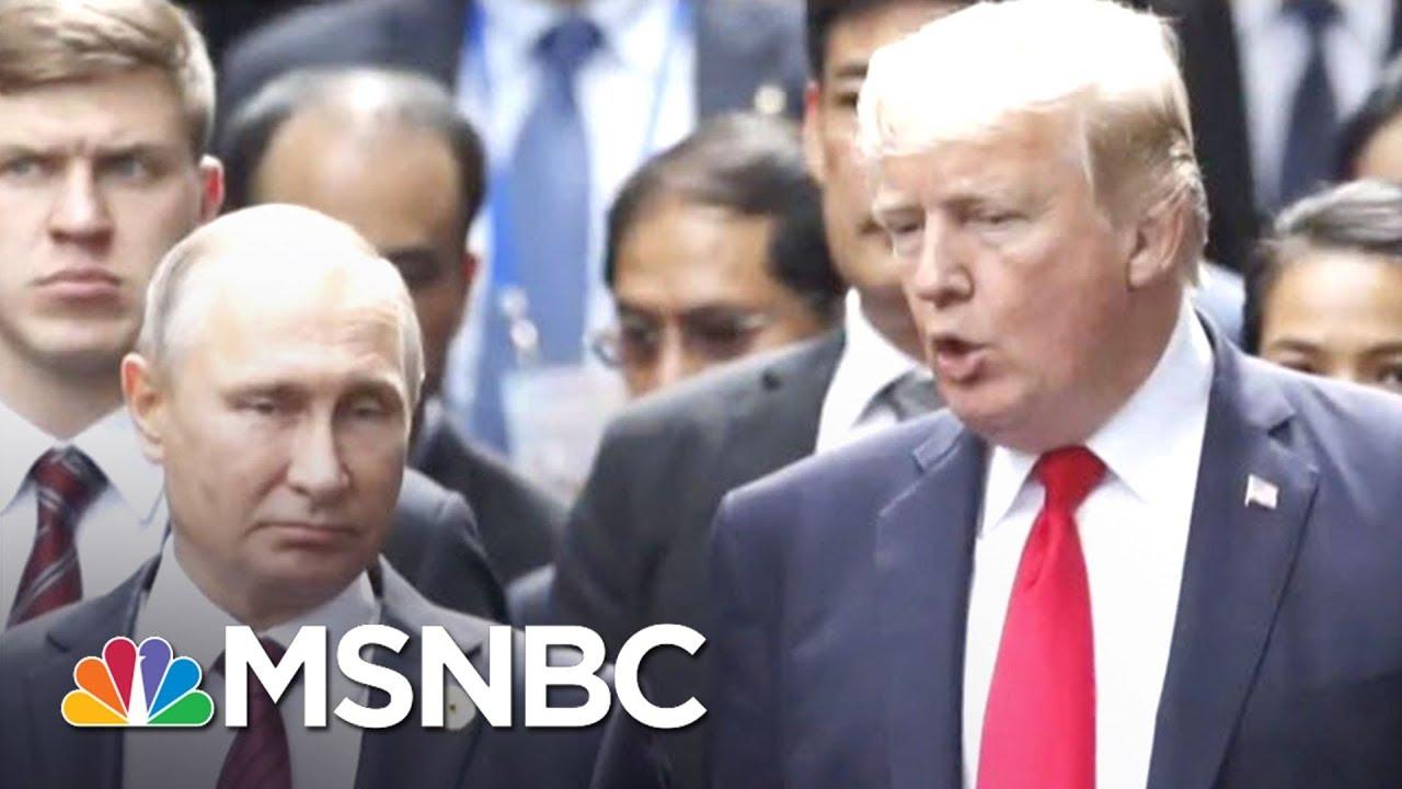 FBI Veteran: Vladimir Putin Thinks He Has Upper Hand On Donald Trump   The 11th Hour   MSNBC