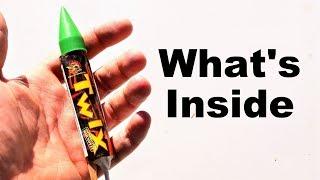What's Inside? Sta se nalazi u raketi TWIX?