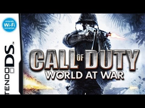 CGR Undertow - CALL OF DUTY: WORLD AT WAR review for Nintendo DS