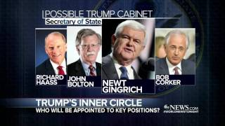 ABC World News Tonight with David Muir: 9th November 2016