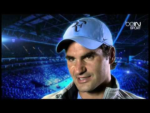 beIN SPORT : Roger Federer vise le Masters