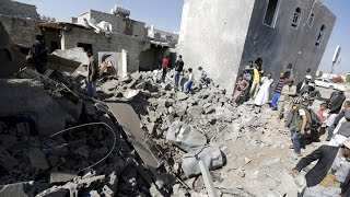 'We're dying every day': Yemeni civilians paint grim picture of suffering amid Saudi-led strikes