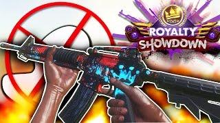 How To Get a FREE Showdown AR-15 Skin! H1Z1 New Animated Gold Showdown AR-15 (Royalty Showdown)