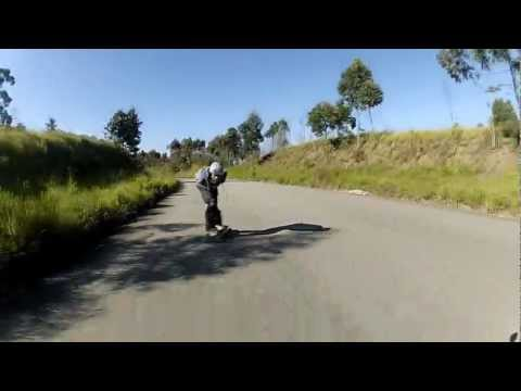 Longboard: 4i20 Freeride - Wheel Spender
