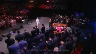 "Benny Hinn & Alvin Slaughter ""Greater is He That is in Me"""