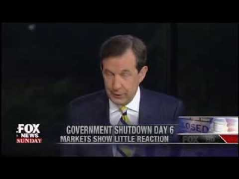 Chris Wallace Grills Jack Lew: 'Your History is Wrong,' Obama's Refusal to Negotiate 'Unprecedented'